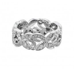 18ct-white-gold-diamond-leaf-ring