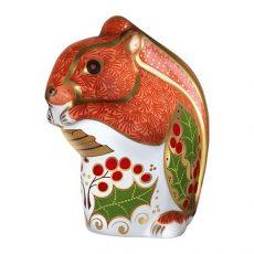 RCD Christmas Squirrel