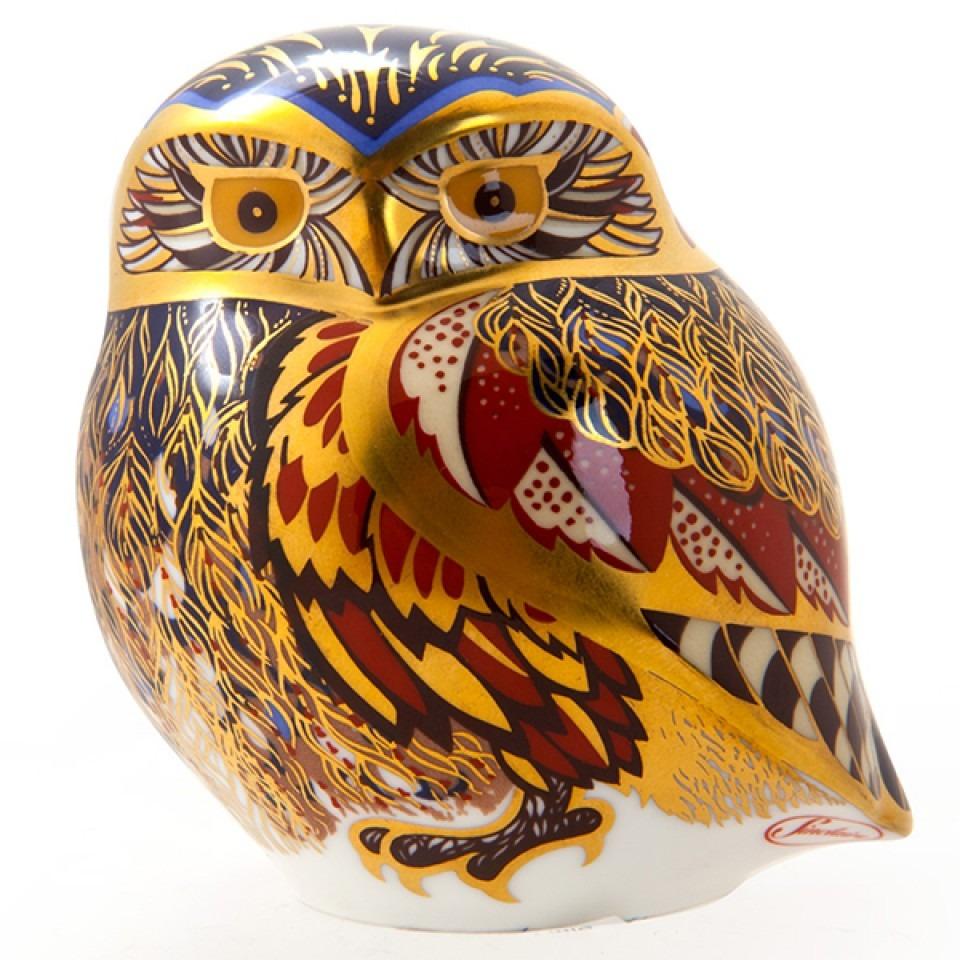 Royal Crown Derby Little Owl Austen Jewellers