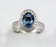 aquamarine-diamond-halo-ring