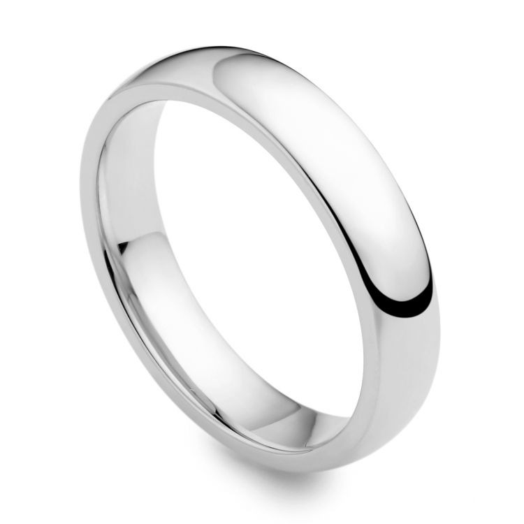 Palladium 4mm wedding ring austen jewellers for Palladium wedding ring