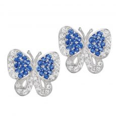 fei-liu-blue-butterfly-earrings