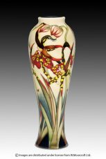 moorcroft-samphire-spider-orchid-vase