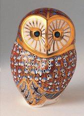 Royal Crown Derby Barn Owl