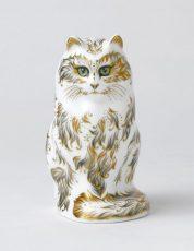 Royal Crown Derby Fifi Cat
