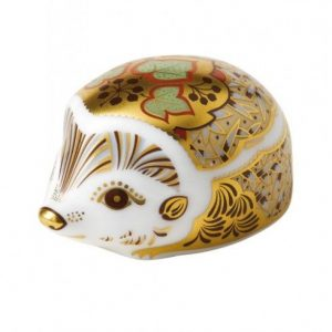 Royal Crown Derby Ivy Hedgehog