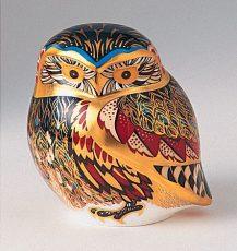 Royal Crown Derby Little Owl