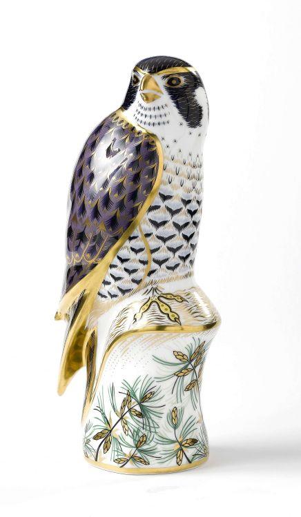 Royal Crown Derby Peregrine Falcon Austen Jewellers