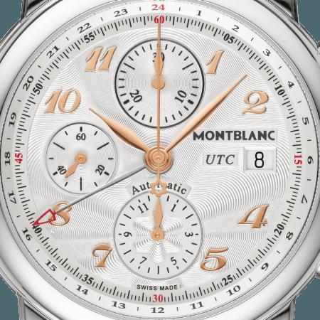 02b2454d4bbc7 Montblanc Star Chronograph UTC Automatic 42mm  - Austen Jewellers