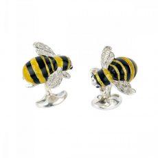 Deakin & Francis Bumblebee Cufflinks