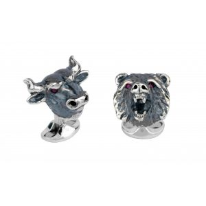 Deakin and Francis Bull & Bear Cufflinks