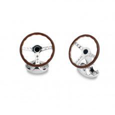 Deakin and Francis Steering Wheel Cufflinks