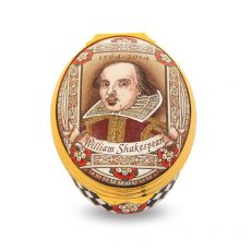 Halcyon Days William Shakespeare Box
