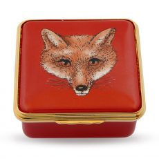 Halcyon Days Fox Box