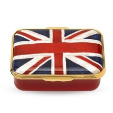 Halcyon Days Union Jack Box
