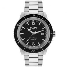 Rotary Ocean Avenger Stainless Steel Watch