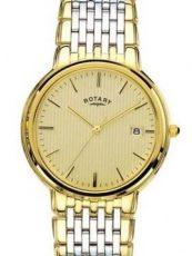 Gents Classic Two Tone Bracelet Watch