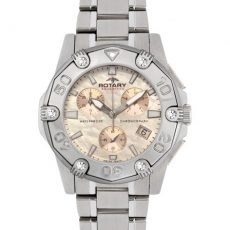 Rotary Ladies Mother of Pearl Swiss Watch
