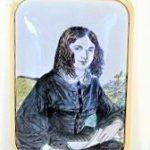Halcyon Days Elizabeth Browning Enamel Box
