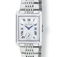 1974 - Silver Contemporary Bracelet Watch