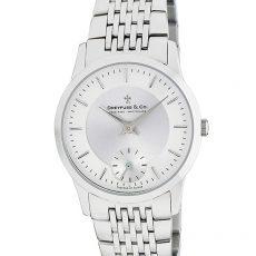 1946 - Minimalistic Silver Bracelet Watch