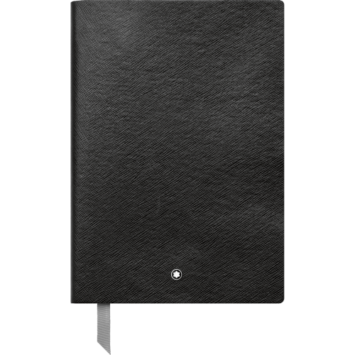 Montblanc Fine Stationery Notebooks #146 Slim, black, lined for Augmented Paper