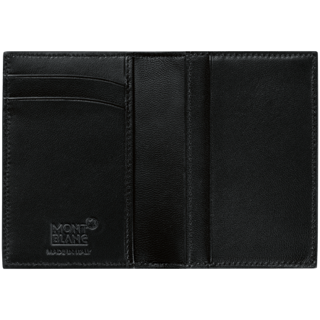 Meisterstück Selection Sfumato Business Card Holder with Gusset