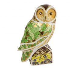 Royal Crown Derby Woodland Owl