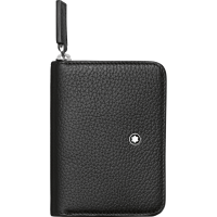 Meisterstück Soft Grain Coin Case Zip Small