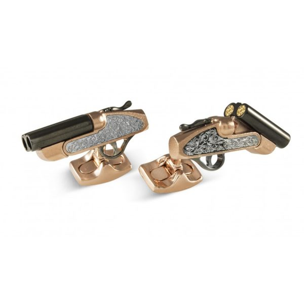 Deakin & Francis Shotgun cufflinks