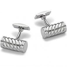 Hoxton Silver Cufflinks