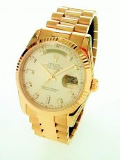 Pre-Owned Rolex 18ct. Gold Day-Date President