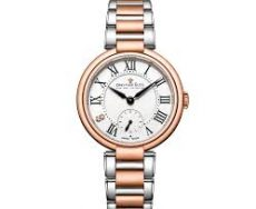 Dreyfuss ladies two tone rose gold