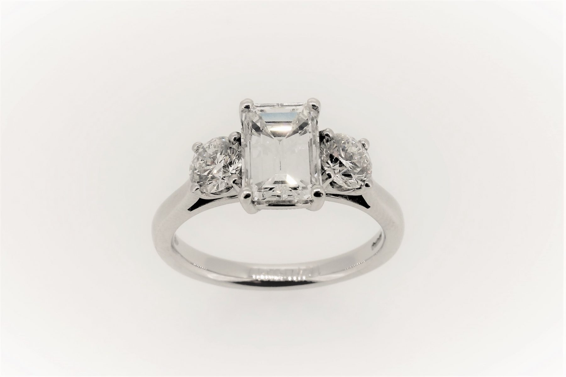 products rings wedding platinum size cluster diamond white ct gold stone collections ring engagement in
