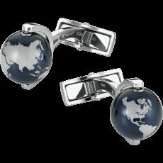 Montblanc Cufflinks Globe