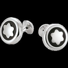 montblanc emblem cufflinks