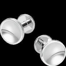 montblanc sterling silver cufflinks