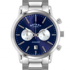 Rotary Chrono Blue Dial