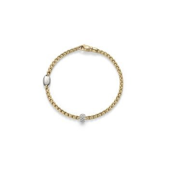 Fope yellow gold bracelet