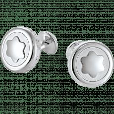 Heritage cufflinks emblem