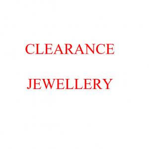 Clearance & Sale Jewellery