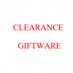 Clearance & Sale Giftware