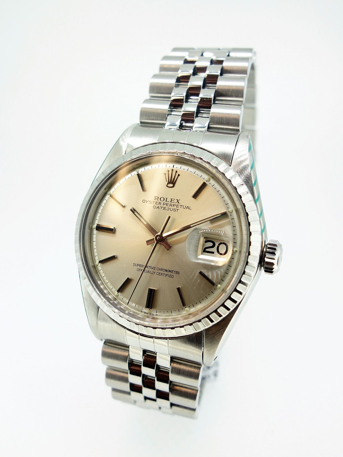 ce5526272aa Pre-Owned Rolex DateJust 36mm - Austen Jewellers