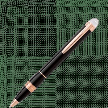 Starwalker Red Gold Resis ballpoint pen