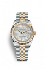 Previously Owned Rolex Datejust 31mm Mother Of Pearl Dial