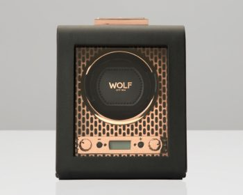wolf copper and suede