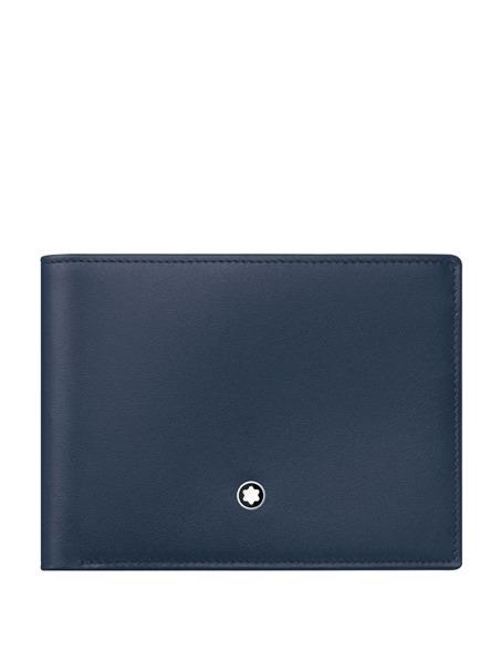 Montblanc Blue Wallet