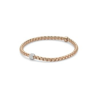 fope flex it wr gold bracelet2