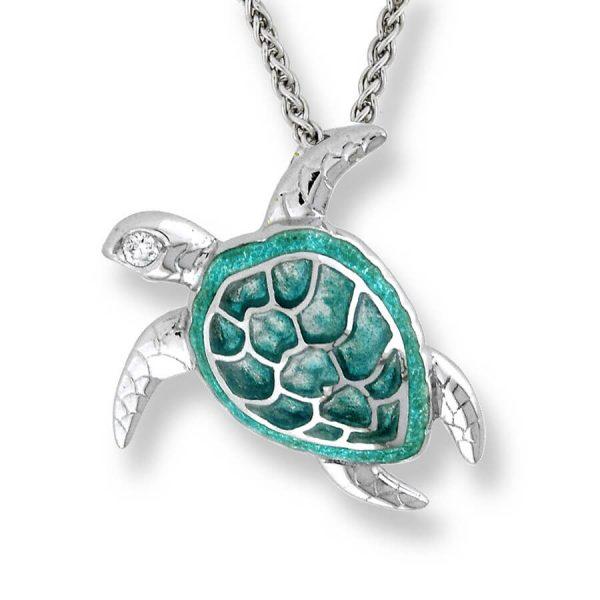 Nicole Barr Turtle and Chain