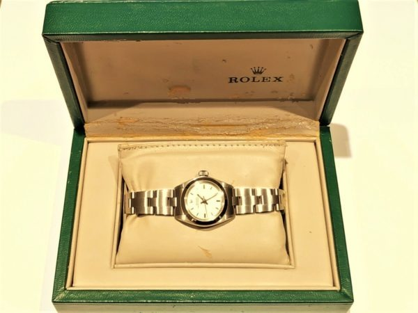 Pre-Owned Rolex Oyster Perpetual 24mm 1983